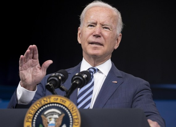 Il presidente degli Stati Uniti Joe Biden commenta l'uragano Ida