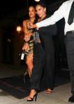 Channing Tatum, Zoe Kravitz e Tessa Thompson vengono visti lasciare l'hotel Bowery