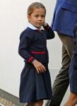 La principessa Charlotte inizia la scuola