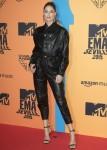 Doutzen Kroes assiste il tappeto rosso del 2019 MTV EMAs, Europe Music Awards, al Fibes Conference & Exhibition Center di Siviglia, in Spagna, il 03 novembre 2019.   utilizzo in tutto il mondo