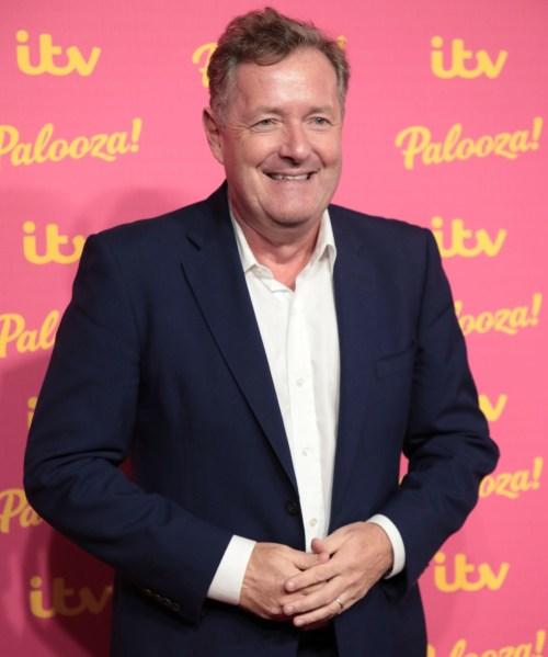 "Piers Morgan al ""ITV Palooza!"", Gala presso la Royal Festival Hall di Londra, UK"