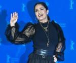 "26 febbraio 2020, Berlino: 70a Berlinale, Photocall, Concorso, ""The Roads Not Taken"": Salma Hayek..."