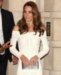 La duchessa di Cambridge partecipa alla prima cena di gala annuale per la Settimana di sensibilizzazione sulle dipendenze