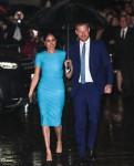 Il Duca di Sussex e la Duchessa di Sussex arrivano a Mansion House