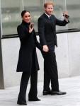 Meghan Markle e il principe Harry visitano il World Trade Center