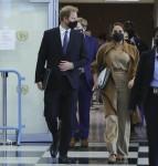 Il principe Harry e Meghan Markle alle Nazioni Unite