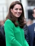 Catherine, duchessa di Cambridge in visita alla scuola elementare Lavender