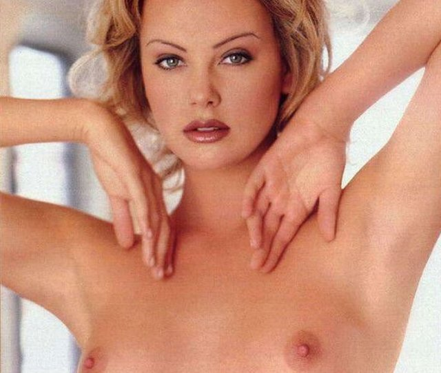 Charlize Theron Nude Photos Collection