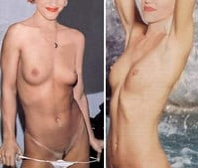 For As You Can See From The Photos Below Before Gwen Made It Big With Her Band No Doubt She Did Some Nude Modeling To Help Pay The Rent