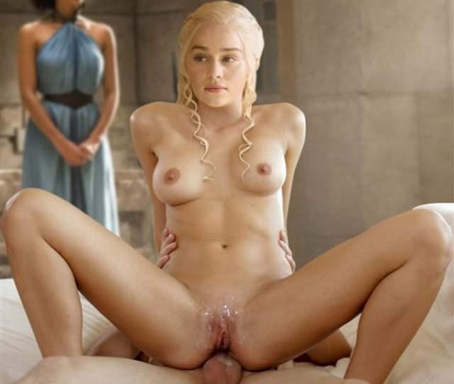 Emilia Clarke Sex