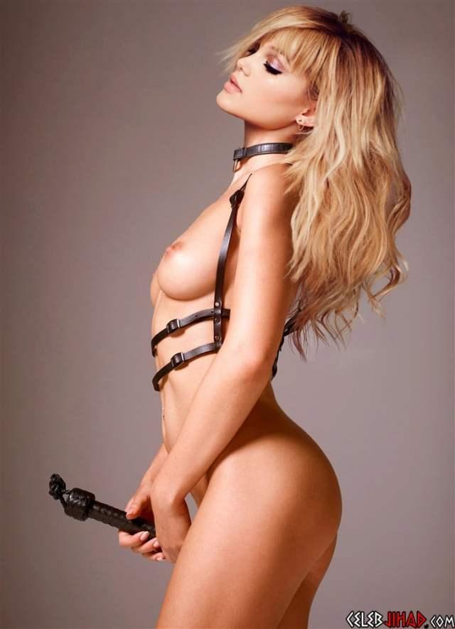 Olivia Holt Naked