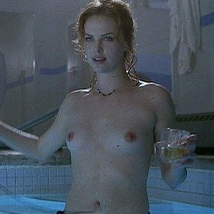 Charlize Theron Nude Sex Scenes From Reindeer Games