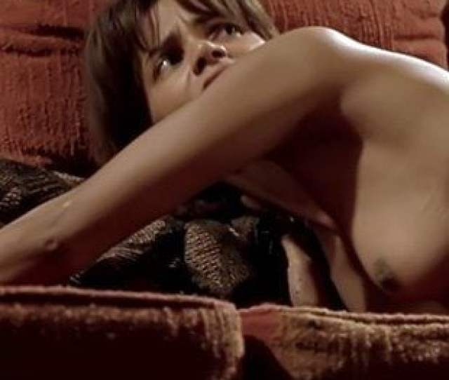 Was The Halle Berry Sex Scene From Monsters Ball