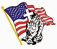 AmericanFlagCrossandPrayingHands2