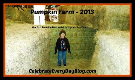 Pumpkin Farm 2013