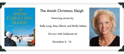Amish christmas FB banner