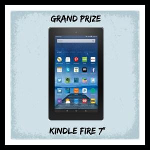 Kindle grand prize meme