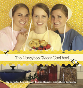 The Honeybee Sisters Cookbook Cover 1