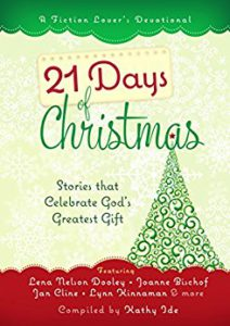 21 days of christmas