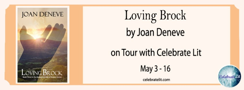 Margaret Kazmierczak interviews Joan Deneve author of Loving Brock