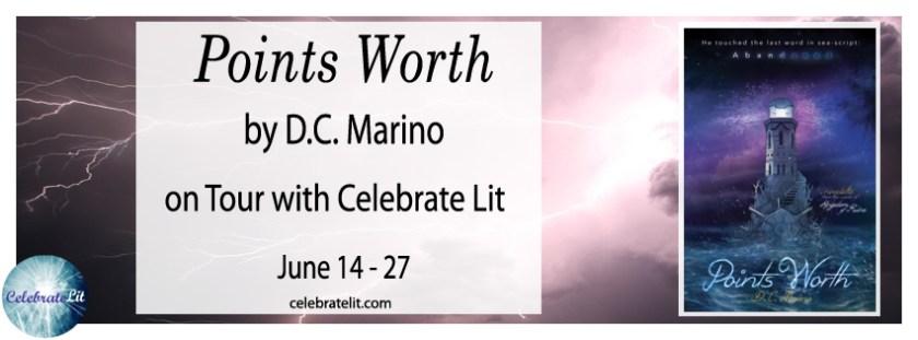 Margaret Kazmierczak reviews Points Worth by D. C. Marino
