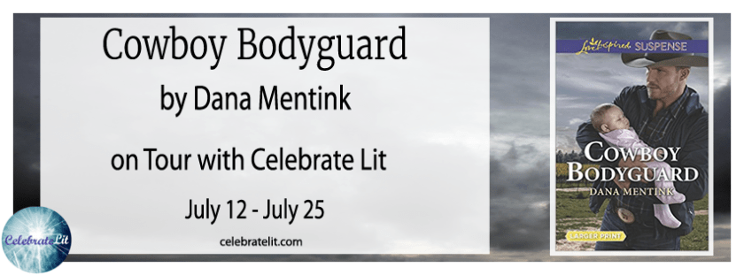Margaret Kazmierczak reviews Cowboy Bodyguard by Dana Mentink