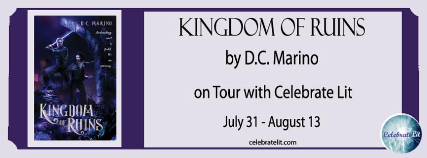Margaret Kazmierczak reviews Kingdom of Ruins by D C Marino