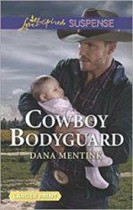 Margaret Kazmierczak reviews Cowboy Bodyguard by Dana Mentink