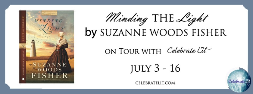 Margaret Kazmierczak reviews Minding the Light by Suzanne Woods Fisher