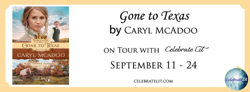 Margaret Kazmierczak reviews Gone to Texas by Caryl McAdoo - Friendship