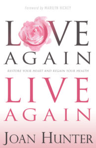 Margaret Kazmierczak spotlights Joan Hunter author of Love Again, Live Again