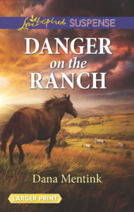 Danger on the Ranch Cover