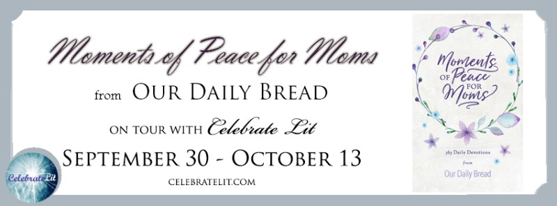 Moments of Peace for Moms FB Banner