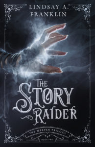 The story raider cover