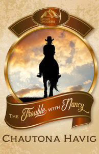 The Trouble with Nancy book cover
