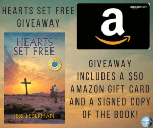 Hearts Set Free Giveaway updated