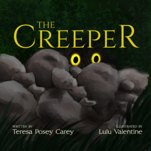 The Creeper eBook Cover