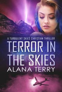 Terror in the Skies e book cover