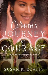 Carmen's Journey of Courage lighter