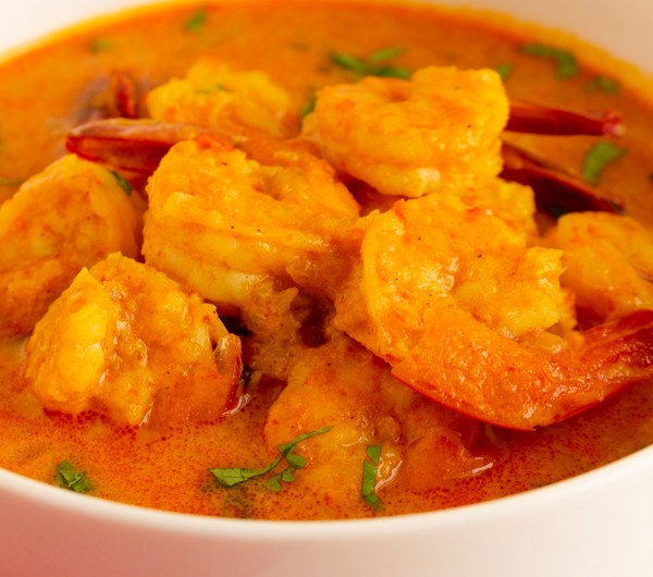 Coconut Shrimp Curry Recipe