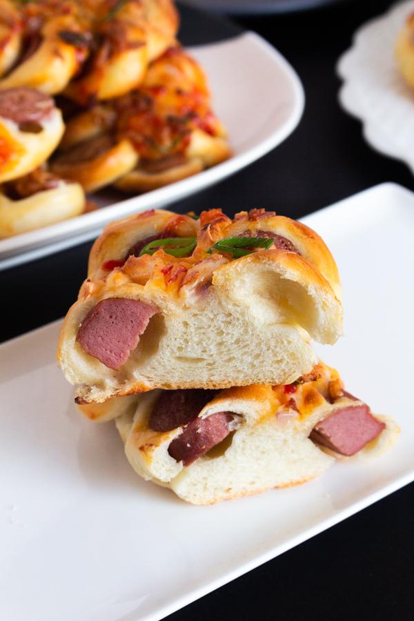 homemade hot dog bun recipe