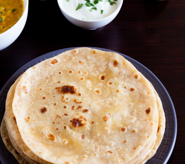 Soft Chapati Recipe- Soft Roti