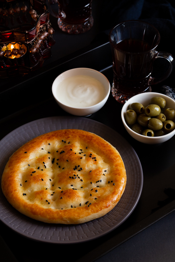 Turkish flatbread recipe