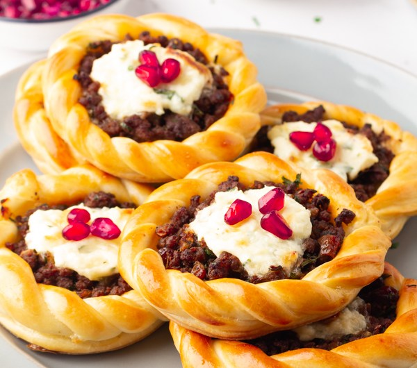 Turkish Lamb Pies