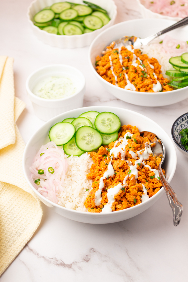 Tandoori chicken for Keto