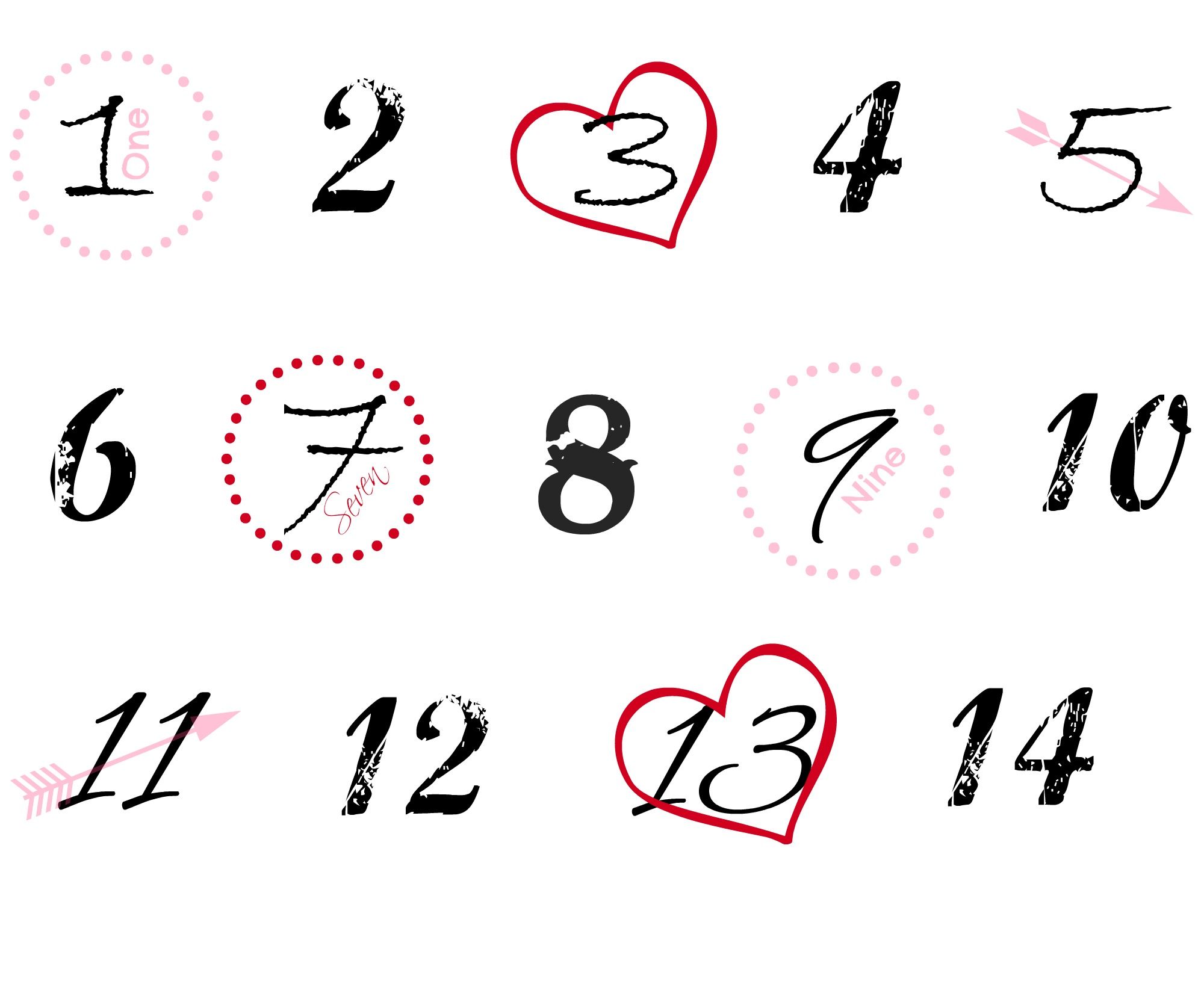 A Bible Verse And Scavenger Hunt Countdown For Valentine S Day