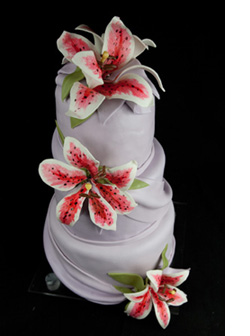 Amy and Lisa s Wedding Cake    Recipe You Don t Want To Miss