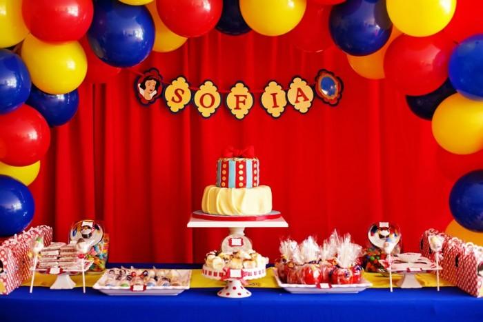 Pleasant Snow White Birthday Party Celebration Lane Funny Birthday Cards Online Elaedamsfinfo