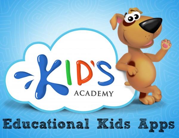 Kids Academy Educational Apps #FreeKidsApp #MomBuzz