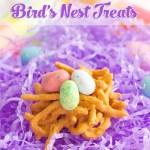 Easy Bird's Nest Treats